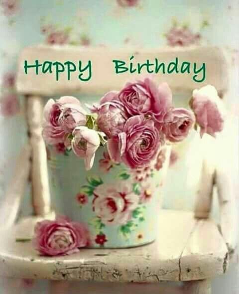 birthday wishes flower