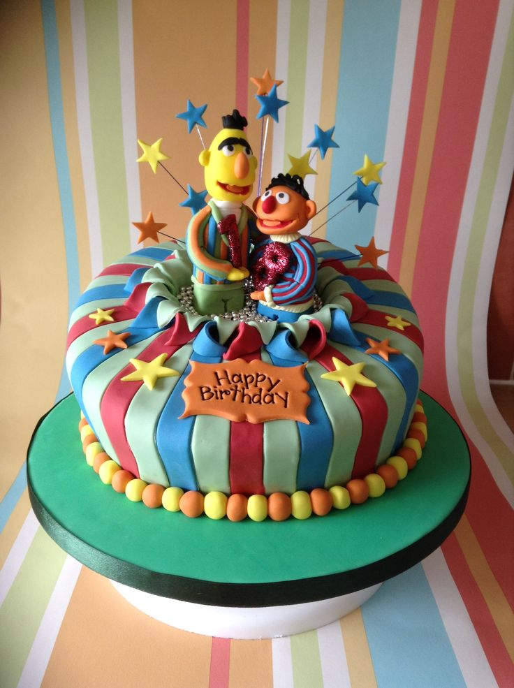 birthday cake for kids