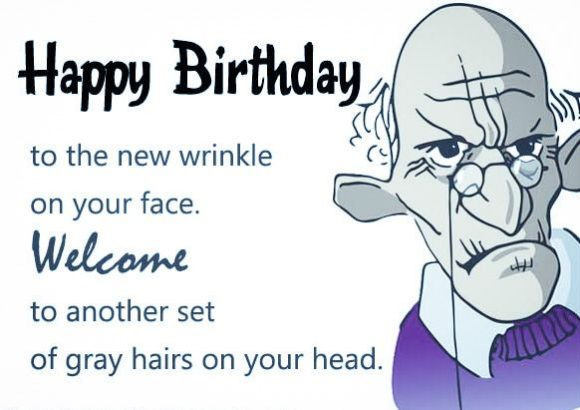 funny birthday wishes