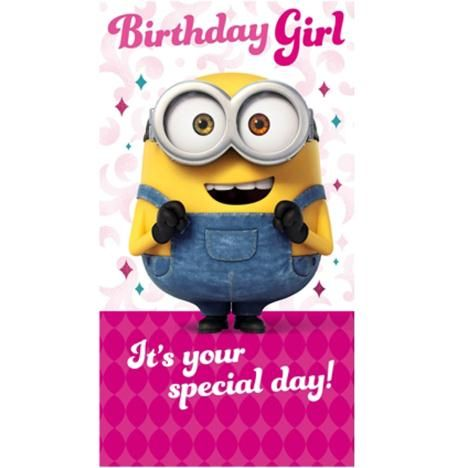birthday wishes minions
