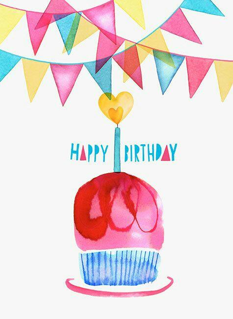 happy birthday cake