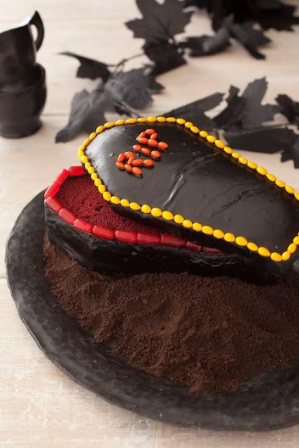 cake for halloween